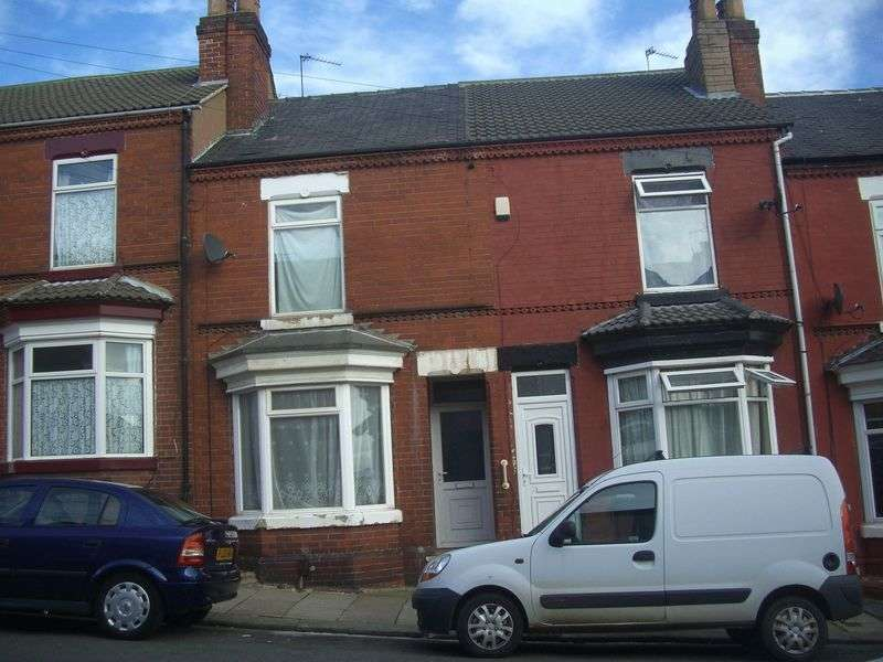 2 Bedrooms Terraced House for sale in Carr View Avenue, Doncaster