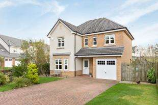 4 Bedrooms Detached House for sale in Corton Shaw, Ayr