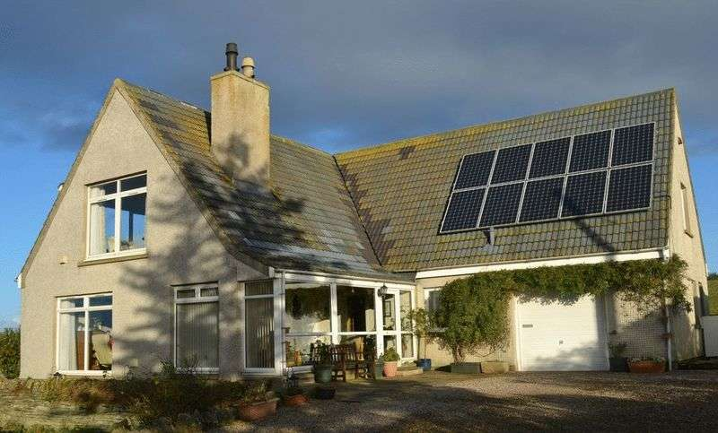 4 Bedrooms Detached House for sale in Norland, Sibmister Road, Thurso, Caithness, KW14 8SP