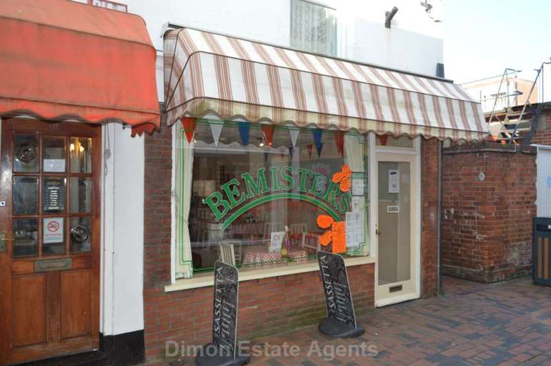 2 Bedrooms Retail Property (high Street) Commercial for sale in Bemisters Lane, Gosport