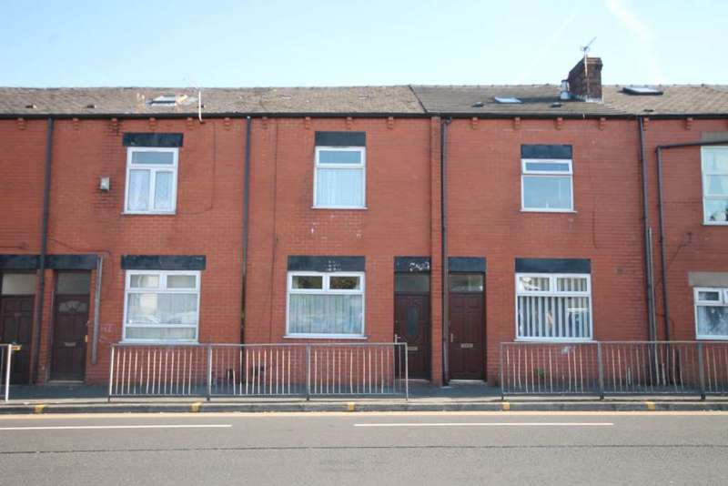 3 Bedrooms Terraced House for sale in St Helens Road, Morris Green, Bolton, Lancashire.