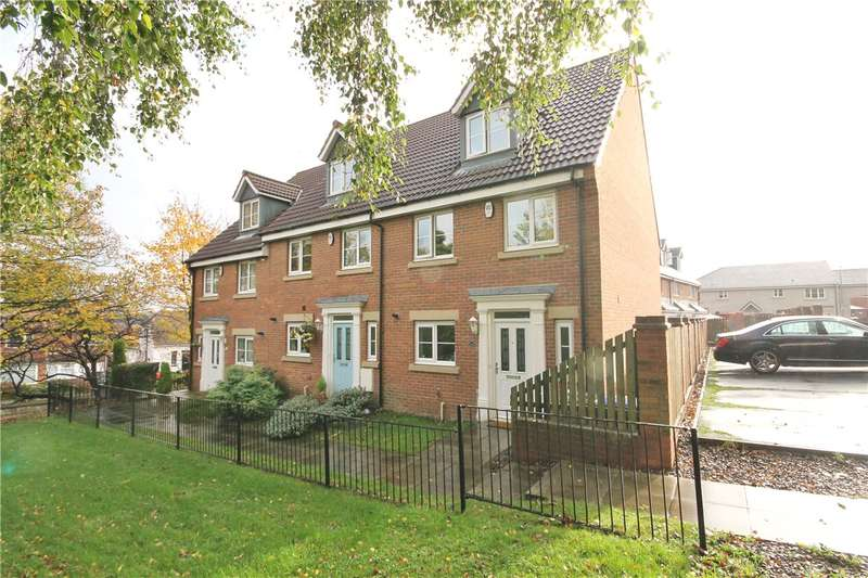 4 Bedrooms End Of Terrace House for sale in Highfield Rise, Chester Le Street, Co Durham, DH3