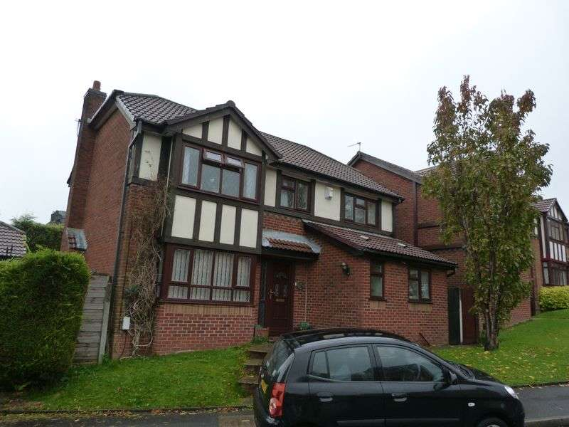 4 Bedrooms Detached House for sale in Ridgewood Avenue, Oldham