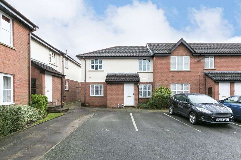 2 Bedrooms Flat for sale in St. James Court, Standish, WN6 0JQ
