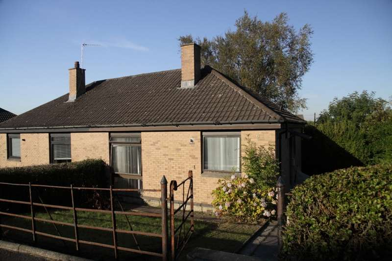 2 Bedrooms Bungalow for sale in Greenhithe Terrace, Falkirk, Stirlingshire, FK2