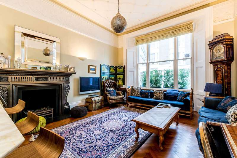 2 Bedrooms Flat for sale in Linden Gardens, Notting Hill Gate, W2