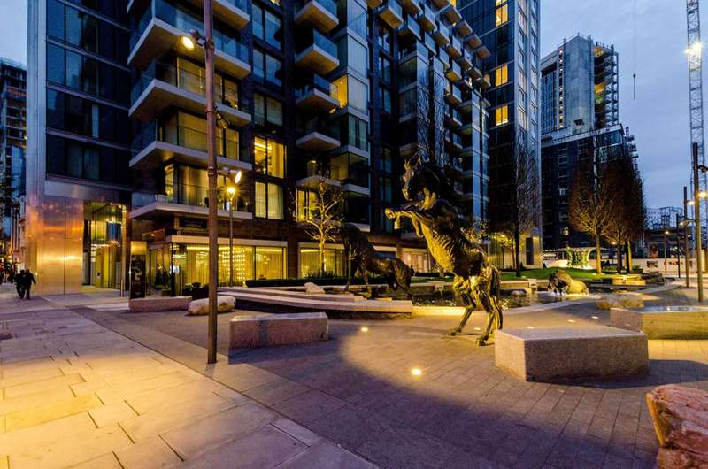 2 Bedrooms Flat for sale in Goodman's Fields, Aldgate, E1