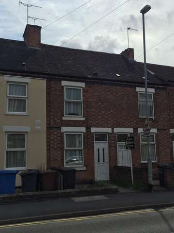 2 Bedrooms Terraced House for sale in 2 Bedroom Terraced House For Sale, Shobnall Street, Shobnall