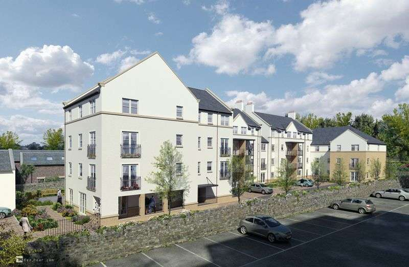 1 Bedroom Flat for sale in Templars Court, Linlithgow: BRAND NEW ONE BED APARTMENTS NOW AVAILABLE