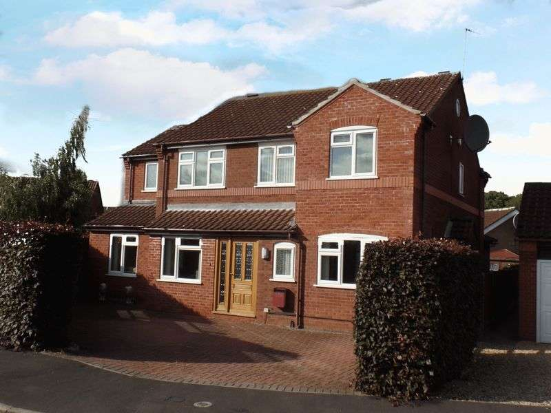 5 Bedrooms Detached House for sale in Sudbrooke, Lincoln