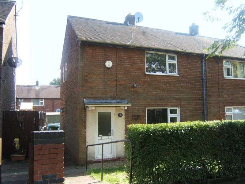 2 Bedrooms Semi Detached House for sale in 12 St. Martins Road Oldham