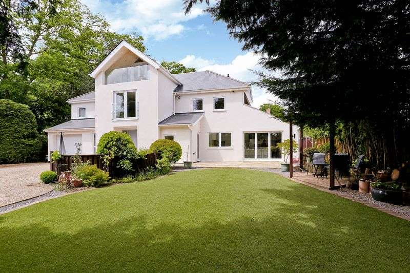 5 Bedrooms Detached House for sale in Broxbourne, Hertfordshire