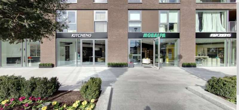 Retail Property (high Street) Commercial for sale in Park Street, Chelsea Creek, SW6