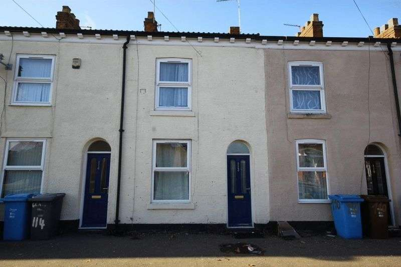 3 Bedrooms Terraced House for sale in Glasgow Street, Hull