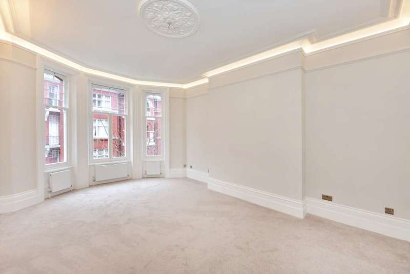 3 Bedrooms Apartment Flat for sale in Transept Street, Marylebone NW1