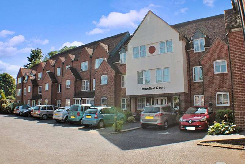 1 Bedroom Retirement Property for sale in Moorfield Court, Witham, CM8 1AE