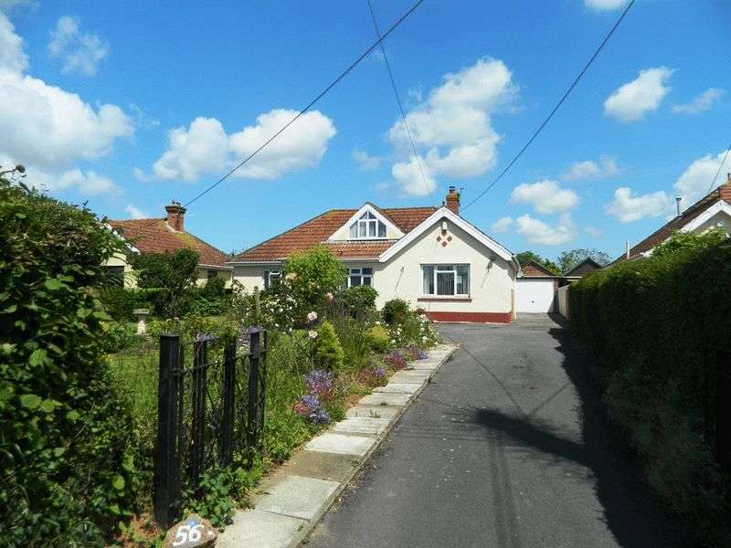 4 Bedrooms Detached Bungalow for sale in Dureigh Road, Bridgwater