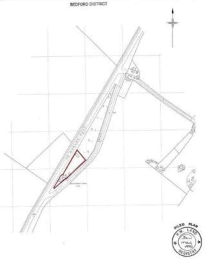 Land Commercial for sale in Woburn Road, Marston Mortaine