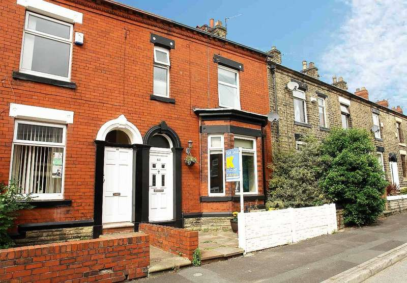 3 Bedrooms Terraced House for sale in 64 Breeze Hill Road, Salem