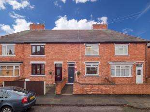 2 Bedrooms Terraced House for sale in Birch Avenue, Beeston, Nottingham, Nottinghamshire