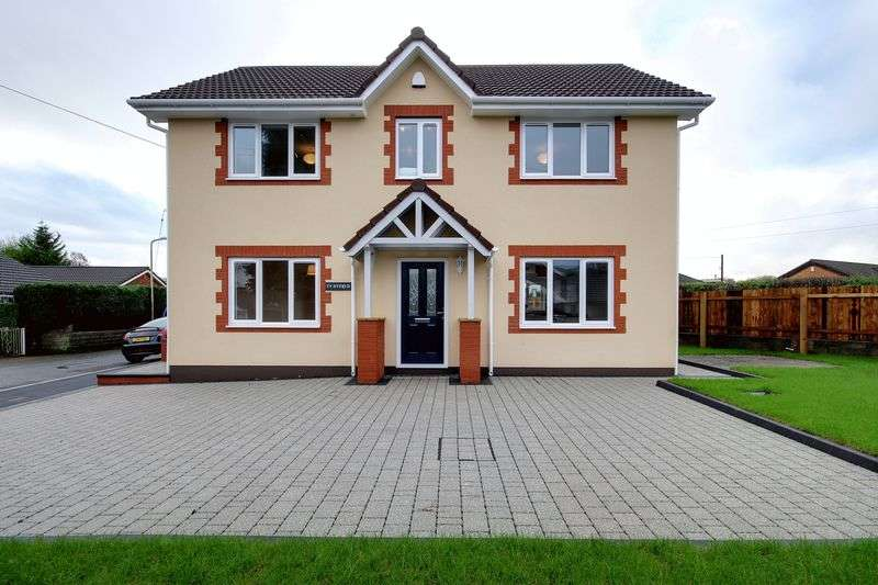 4 Bedrooms Detached House for sale in OldBedwas Road, Caerphilly