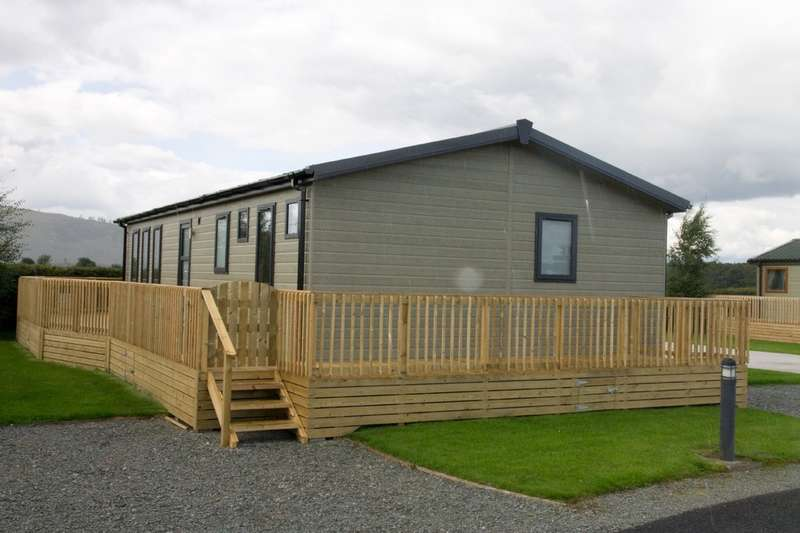 2 Bedrooms Mobile Home for sale in Levens 3 Sampool Park, Levens, Near Kendal, Cumbria, LA8 8EQ