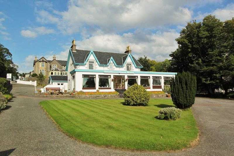 14 Bedrooms Guest House Gust House for sale in Strathnaver, Dunollie Road, Oban