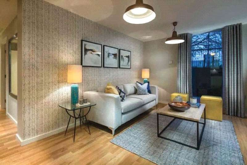 1 Bedroom Flat for sale in The Greenwich Collection, SE10