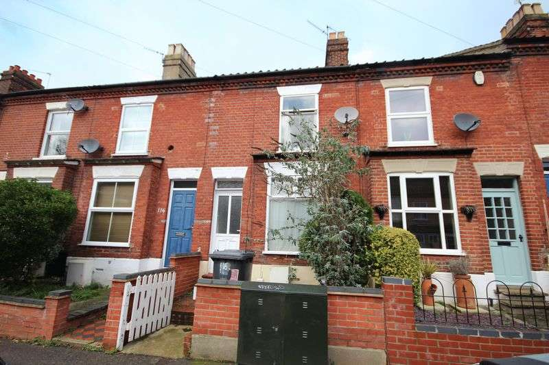 3 Bedrooms Terraced House for sale in Rosebery Road, Norwich