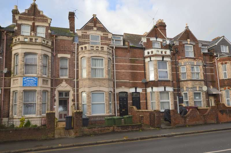8 Bedrooms Block Of Apartments Flat for sale in Alphington Street, Exeter