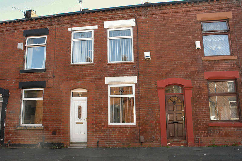 2 Bedrooms Terraced House for sale in 108 Raper Street, Oldham