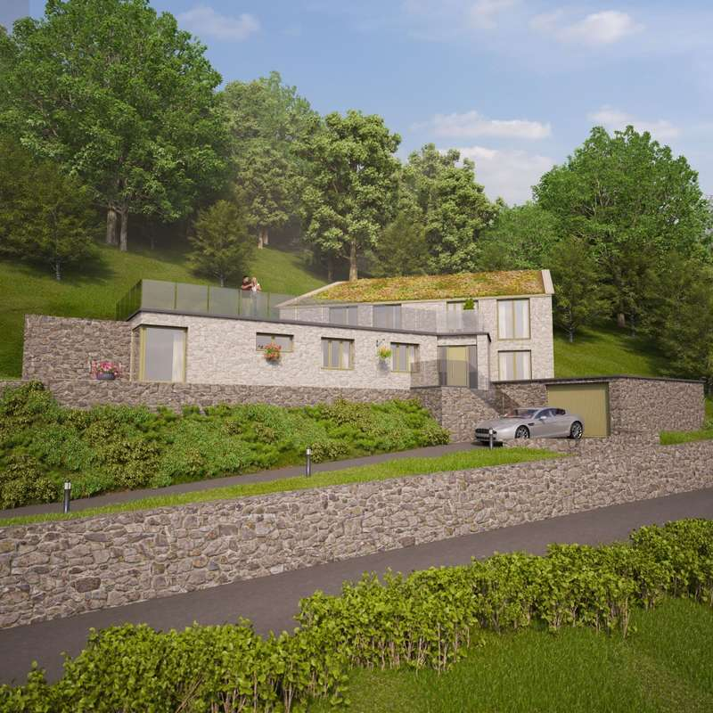4 Bedrooms Land Commercial for sale in Cwm, Dyserth, Denbighshire, LL18