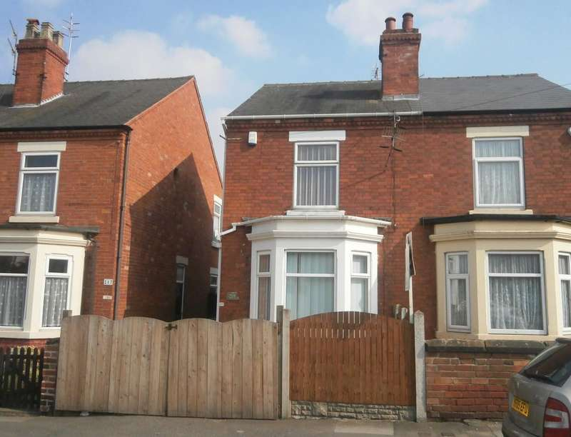 4 Bedrooms Semi Detached House for sale in Cinderhill Road, Cinderhill, Nottingham, NG6