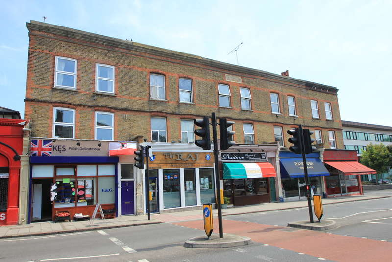 4 Bedrooms Flat for sale in Ewell Road, Surbiton