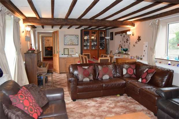 4 Bedrooms Detached House for sale in Redcliffe Street, Cheddar, Somerset