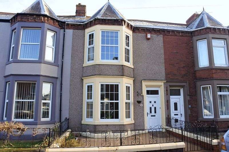 3 Bedrooms Terraced House for sale in Currock Road, Carlisle