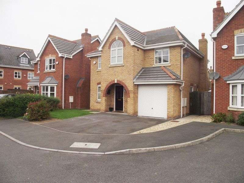 4 Bedrooms Detached House for sale in Maun Close, Sutton-In-Ashfield