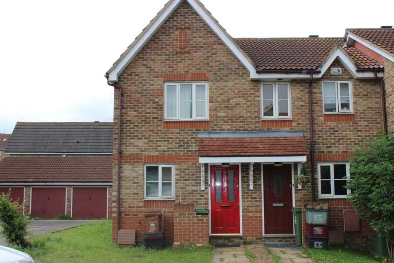 2 Bedrooms House for sale in St Georges Close, Thamesmead, SE28 8QE