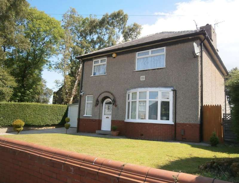 3 Bedrooms Detached House for sale in St. Francis Road, Feniscliffe, Blackburn, BB2