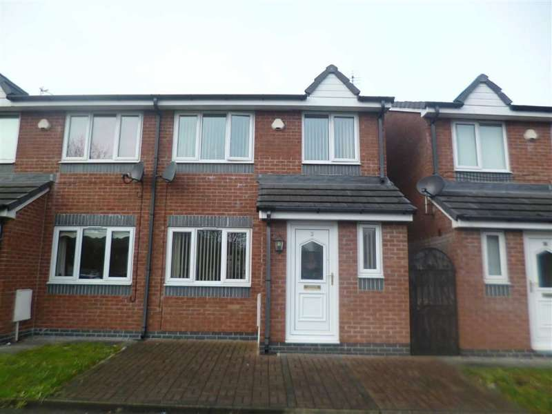 3 Bedrooms Property for sale in Hale Lane, FAILSWORTH, Manchester, M35