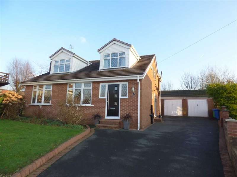 4 Bedrooms Property for sale in Alcester Close, Middleton, Manchester, M24