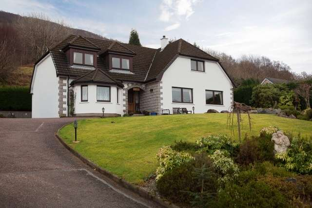 6 Bedrooms Detached House for sale in Achintore Road, Fort William, Highland, PH33 6RW