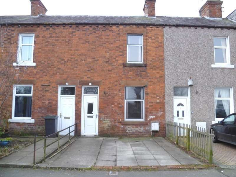 2 Bedrooms Property for sale in Ryedale Terrace, DUMFRIES, DG2