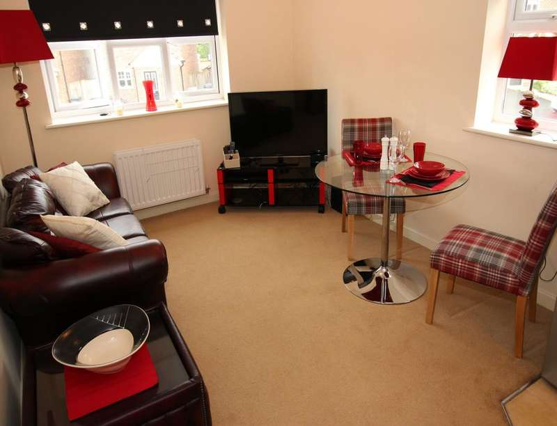 1 Bedroom Flat for sale in Hudson Close, Bolton, BL3