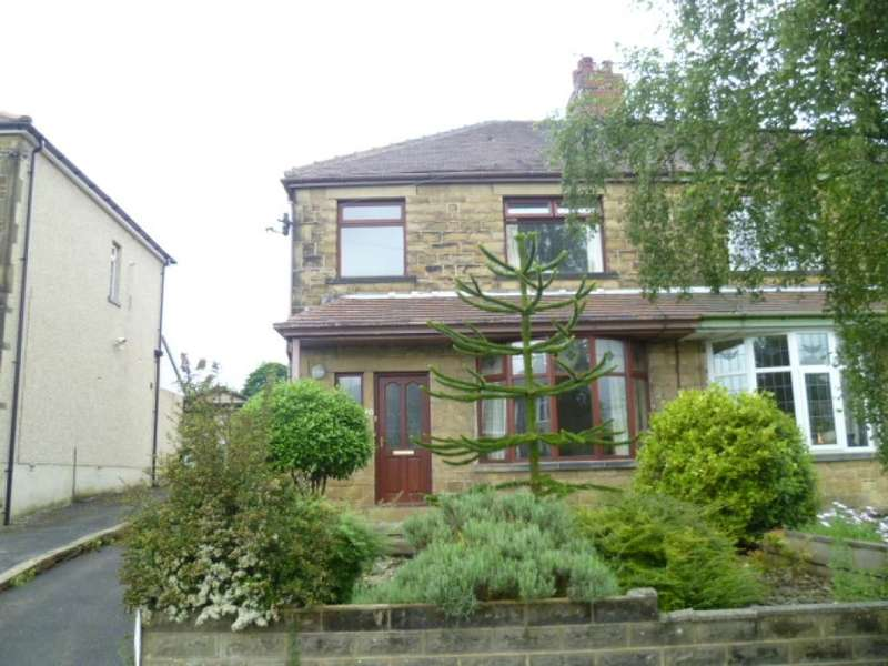 2 Bedrooms Semi Detached House for sale in Rooley Crescent, Bradford, BD6