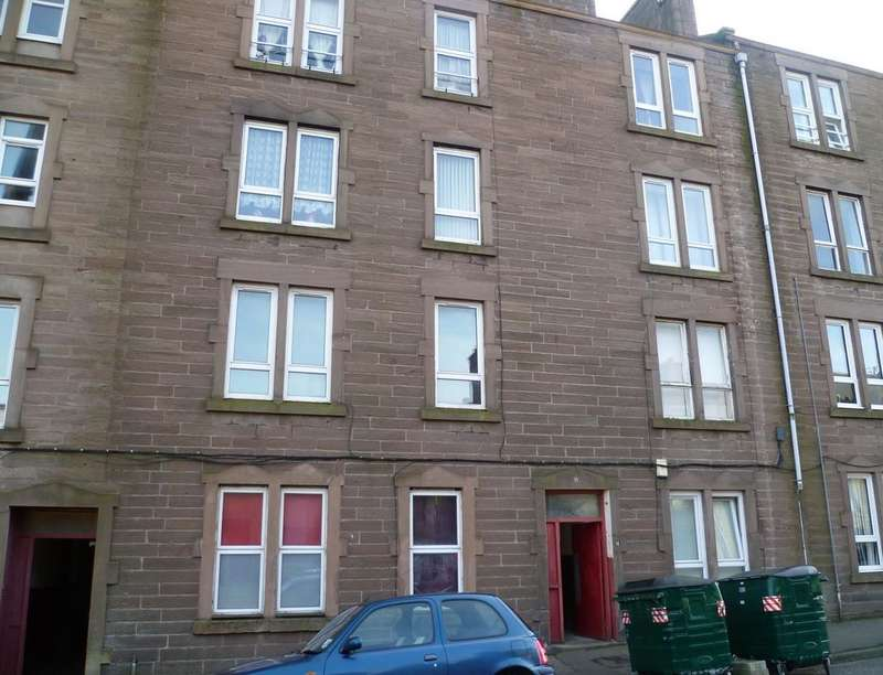 1 Bedroom Flat for sale in Pitfour Street, Dundee, DD2