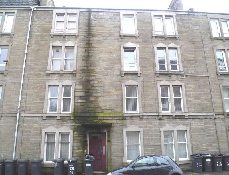 2 Bedrooms Flat for sale in Malcolm Street, Dundee, DD4