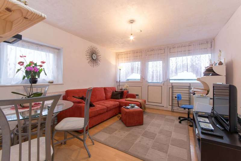 2 Bedrooms Flat for sale in Yarnfield Square, Peckham, SE15