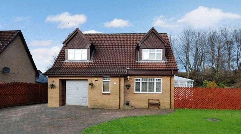 4 Bedrooms Detached House for sale in Wingfaulds Avenue, Dalry