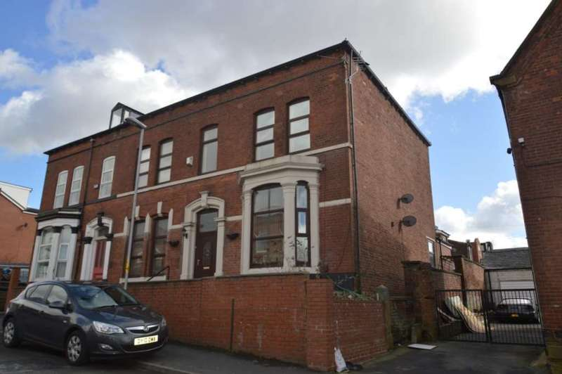 9 Bedrooms Semi Detached House for sale in Werneth Hall Road, Oldham